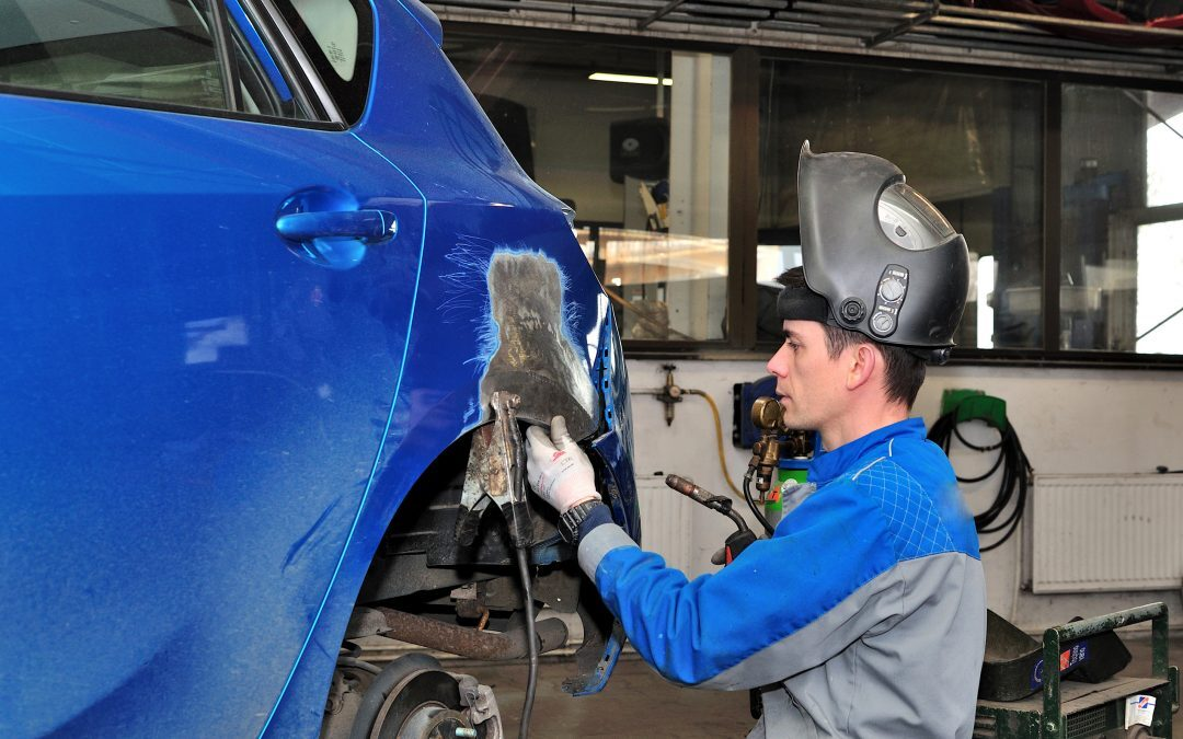 Business for Sale: Auto Body Repair