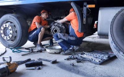 Business for Sale: Specialized Truck Repair and Parts