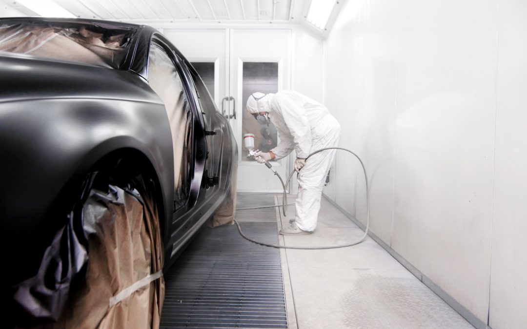 Business for Sale: Auto Body Repair and Restoration Specialists – under LOI
